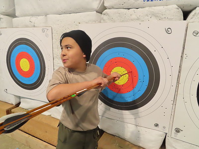 Archery Camp - Dec 6-8