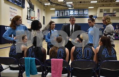3/1/17 Southwestern @ ICCC Women Basketball