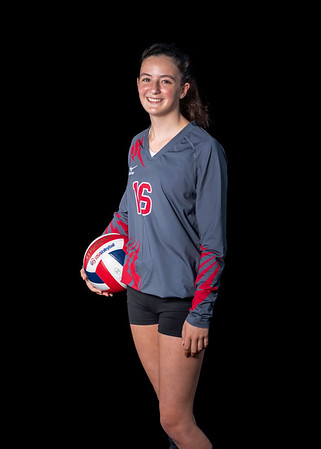 2020 Freshman Volleyball Portraits
