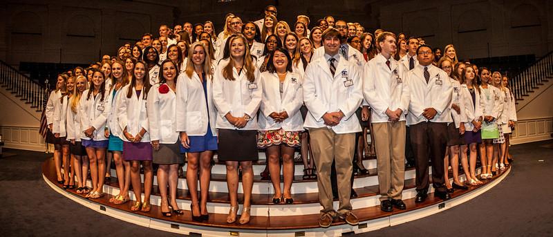 White Coat Ceremony (Class of 2017)
