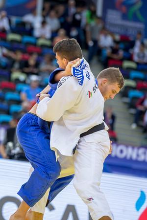 2018 World Championship Baku (AZE) 6. Day