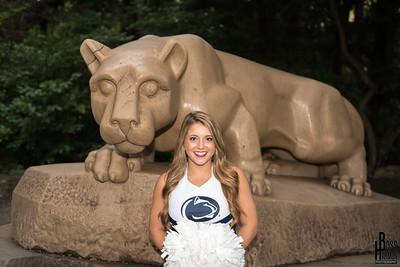 Penn State Cheer Headshots