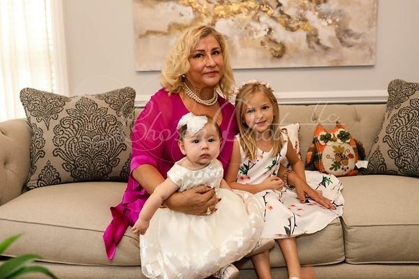 Justina & Family