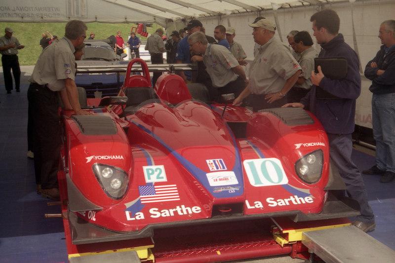 LMP2-Miracle Motorsports