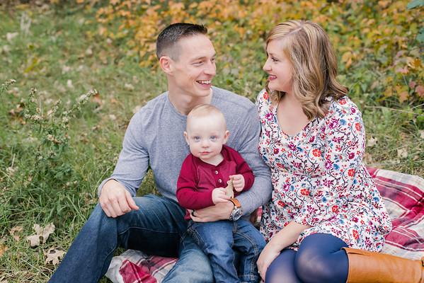 THE LIVINGSTON FAMILY {FALL 2015}