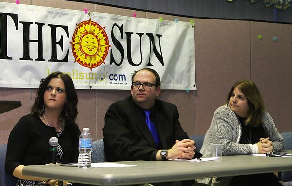 Billerica candidates debate 032117