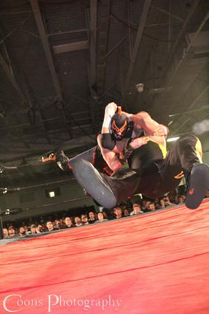 Hallowicked vs Eddie Kingston