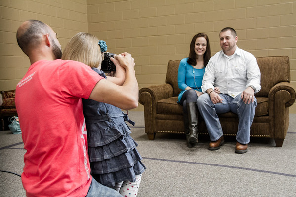 Help-Portrait 2012: Christ's Haven