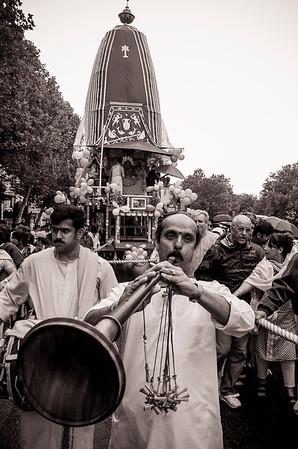 Hare Krishna - Archive 2004 - Paris