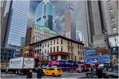 New York City January 2019