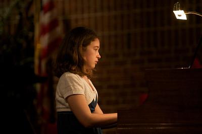 Piano Recital April 09