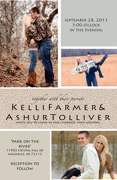 Farmer - Tolliver Wedding event