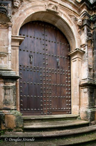 Mon 3/14 in Ronda: That's a door