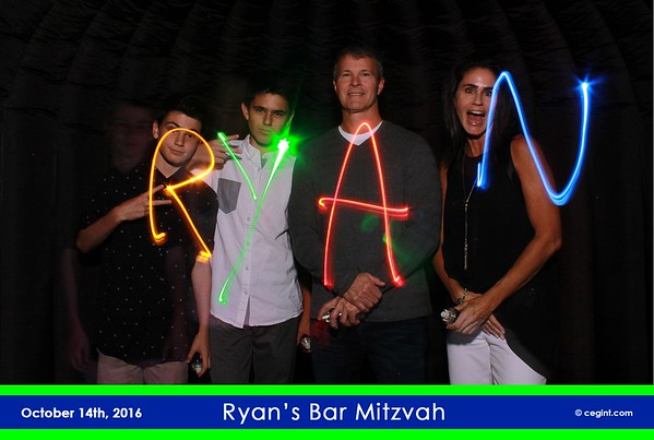 2016-10-14 Ryan's Bar Mitzvah
