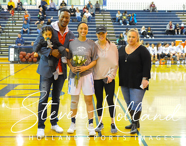 Basketball Girls Varsity - Stone Bridge vs Broad Run + Senior Night 2.8.2019 (by Steven Holland)