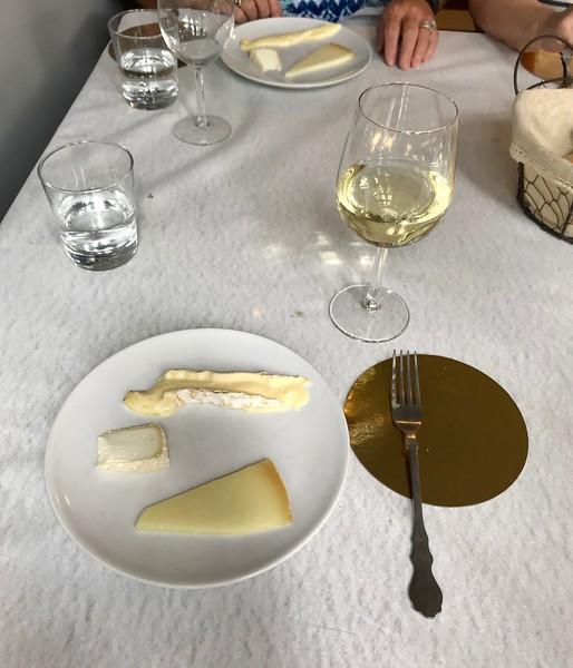 Cheese course