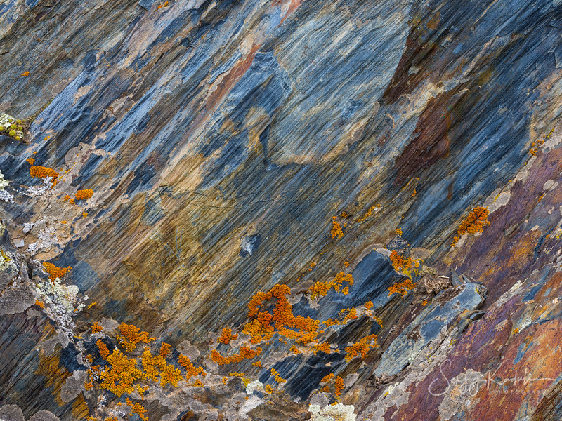 Multicolor stone 1