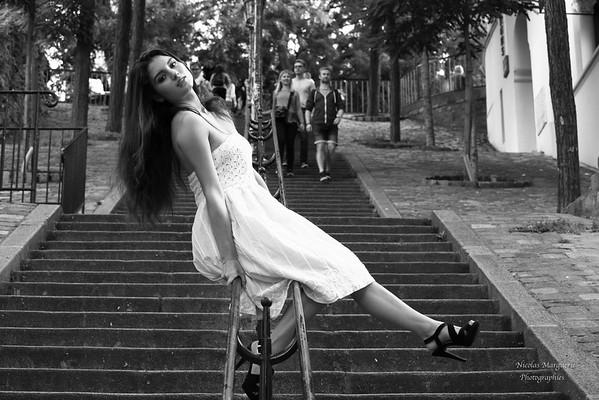 Mélany C, Il Etait Une Fois Montmartre