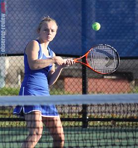 Penn Yan Tennis 10-2-13