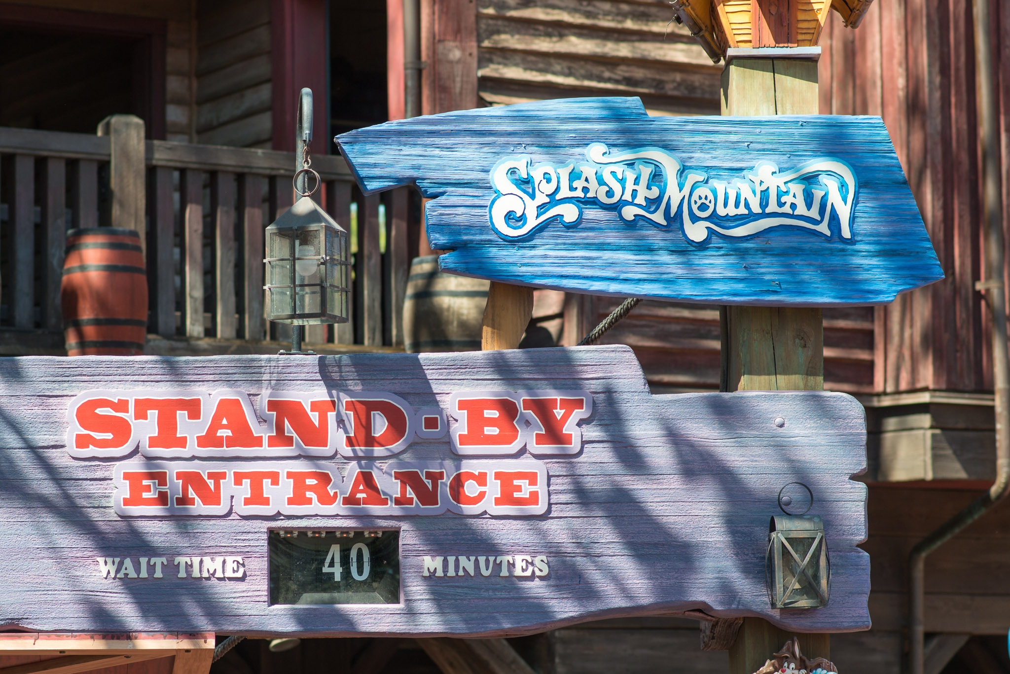 Splash Mountain Wait - Walt Disney World Magic Kingdom