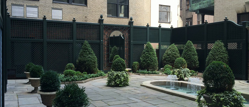 286 - 463687 - New York NY - Custom Lattice