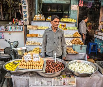 India - Work