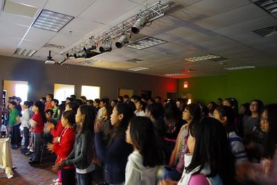Jr. High Worship Service