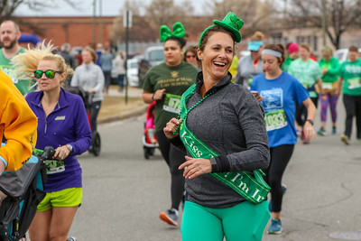 2019 Shamrock Run RVA 5K
