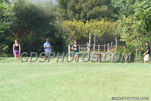 GDS Middle School XC vs Canterbury 09-11-2014