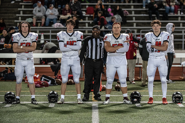 Orting Football Vs Franklin Pierce Away 2019