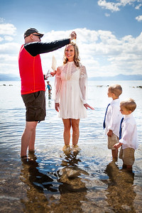 Young Baptism