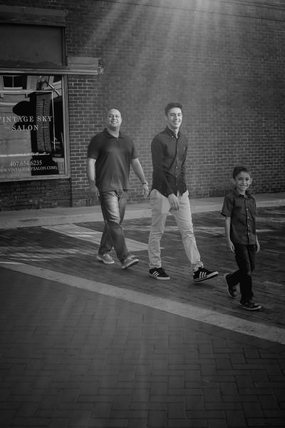 Prada guys walking B&W.jpg