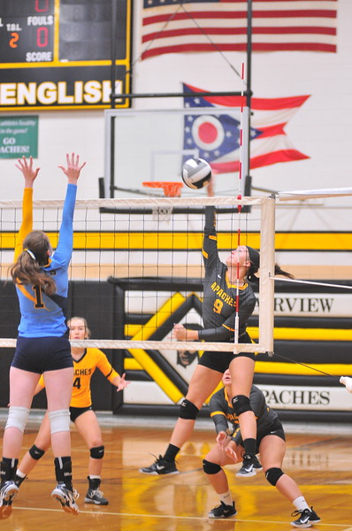 09-26-17 Sports Ayersville @ Fairview VB