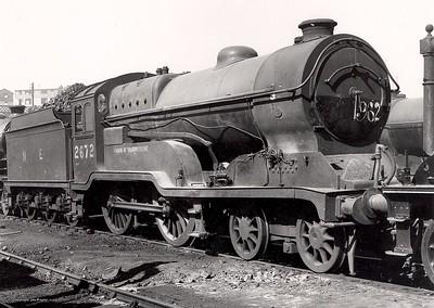 The Robinson Class D11-2 (GCR Class 11F) 'Scottish' Director's 4-4-0 (LNER Days)