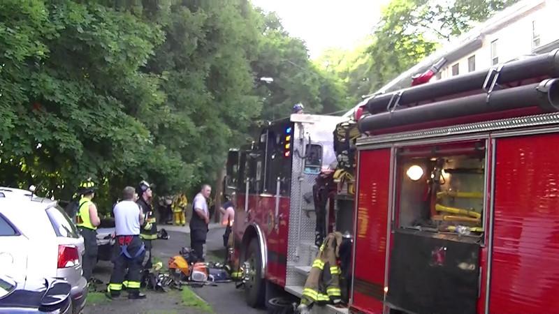 Coal Township House Fire HD Videos 7-4-2013 006.MTS