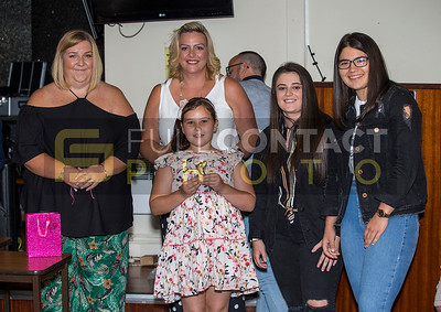 Stradey Sospans Presentation Night 2018