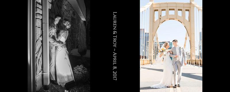 Lauren & Troy CT Book