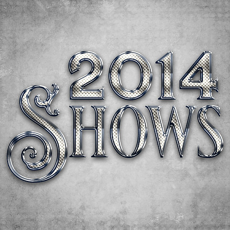 2014 Shows