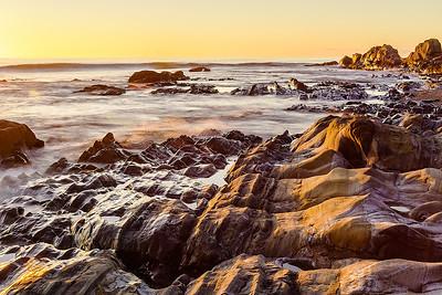 Pescadero Seascapes