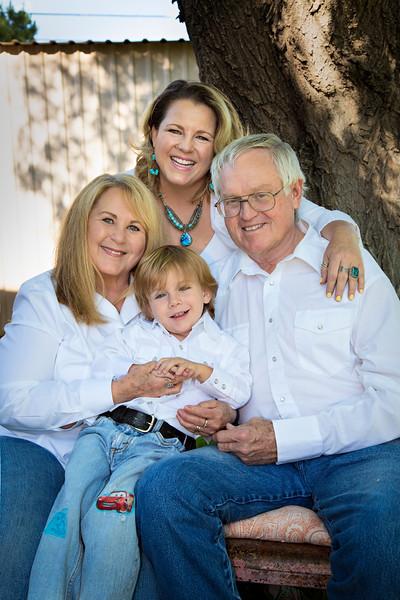 Spriggs Family Portrait