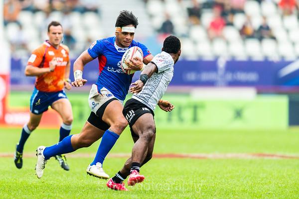Samoa - HSBC 7s Paris 2018