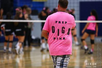 Girls V-Volleyball 101014