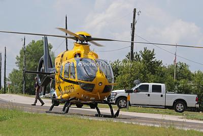 PHI Med 2. Princeton TX. CR 982 Landing Zone 8/10/17