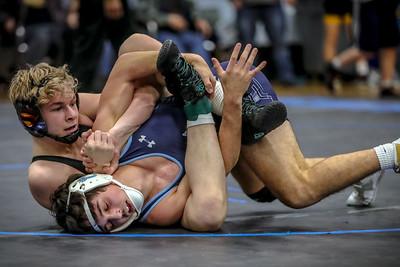 Jackson Cramer - Regional 3A/4A Tournament, 2020