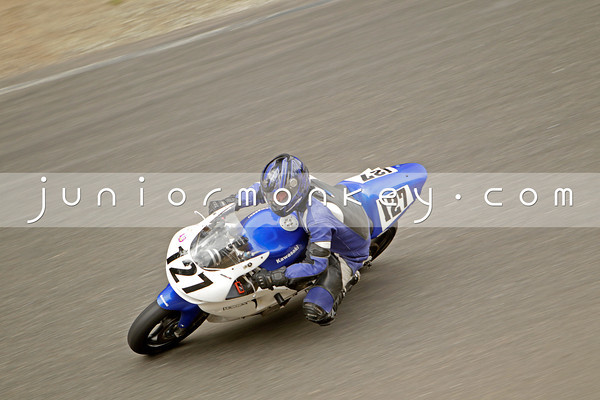 127 - White Blue Kawi