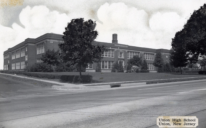 Union High School which is currently Burnet Middle School.