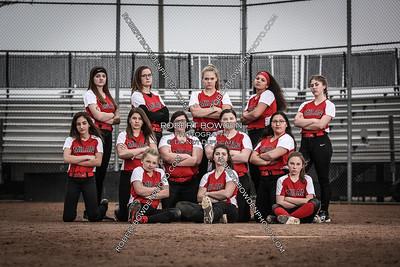 Milan Middle School Team Photos 2019