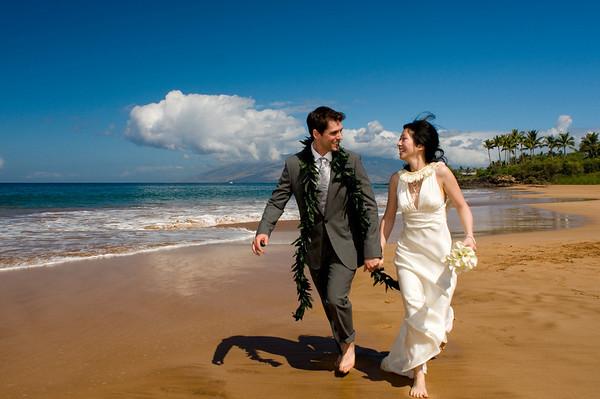 Maui Hawaii Wedding Photography for Allen 03.11.08