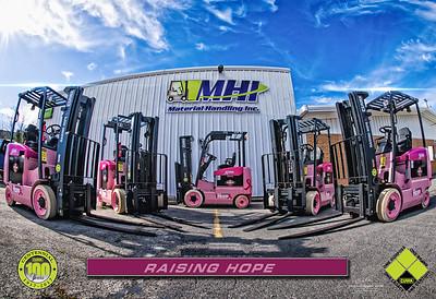 Pink trucks 18 Nov 2017
