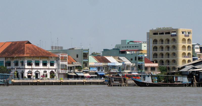 12-My Tho harbor